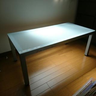 ガラステーブル 大塚家具