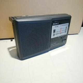 ラジオ ソニー ICF-28