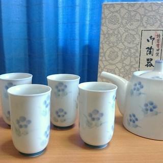 美品 特選有田焼 茶器揃(急須&湯呑)