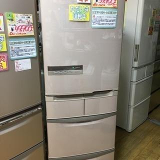 2011年製 HITACHI 415L冷蔵庫 R-S42AML 日...