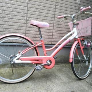 子供用自転車(22インチ)