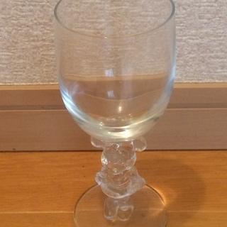 500円 ミニーマウス ミニーちゃんのかわいいワイングラス