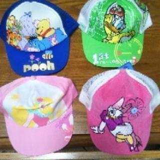 子供用新品キャラクター帽子