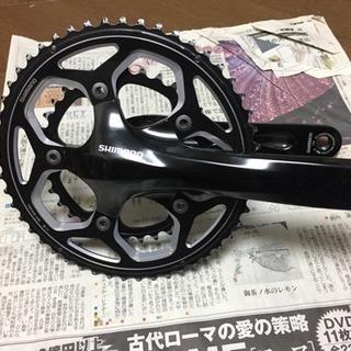 【美品】SHIMANO11速用クランク(FC-RS500)