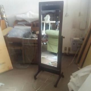 家具  スタンドミラー   姿見  鏡