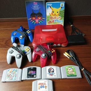 Nintendo64セット