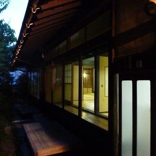 DIY型賃貸 広島県安芸郡海田町 古民家 カフェ、雑貨できます