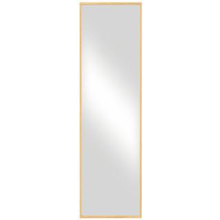 スタンドミラー 無印良品 タモ材 姿見 鏡