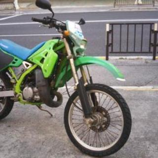 KDX125SR 22馬力