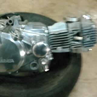 モンキー エンジン - バイク