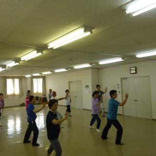 健身太極拳惣山町教室