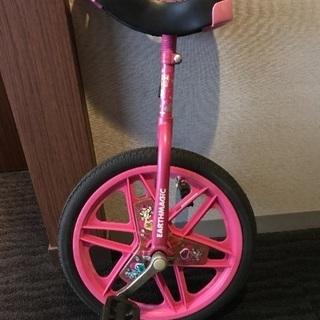 女児用 一輪車