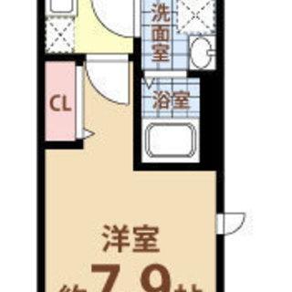 西九条駅 徒歩9分  家賃32000円 共益費7000円 25.51㎡