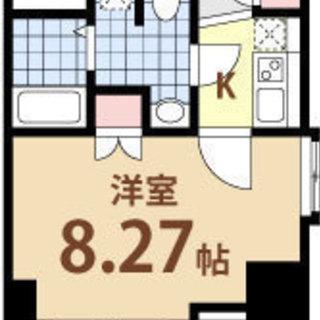 海老江駅 歩2分 家賃31000円 共益費9000円 24.70㎡