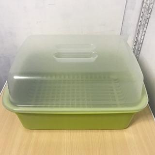 プラスチック食器水切りカゴ