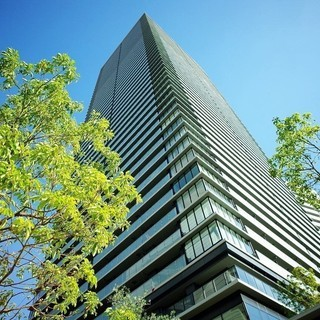 最高級分譲賃貸!ジム・スーパー・ラウンジが建物についてます(*'ω'*)
