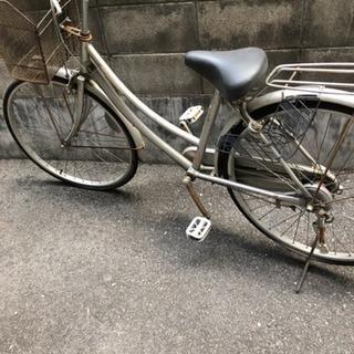 「ジャンク」自転車