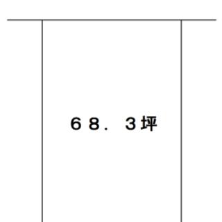 伊賀市希望ヶ丘西・68.3坪・売土地・両面道路・メイン道路沿い
