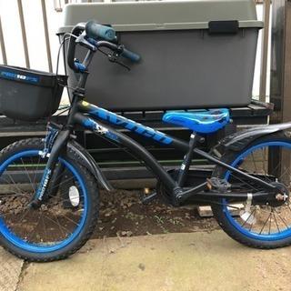 【取引中】自転車 子供用 18インチジャンク