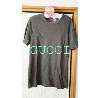 GUCCIコットンTシャツ