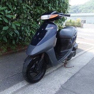スズキ レッツⅡ(2サイクル) 中古実動車 タイヤ溝5分山以上 ...