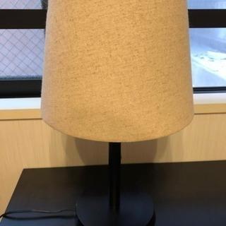 NITORI ベッドサイドランプ
