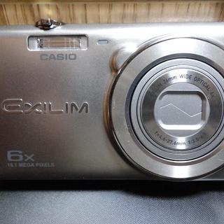 デジタルカメラ EXILIM EX-ZS20 1610万画素 美品