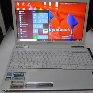 【美品】東芝dynabook T451/58EW Corei7/4...