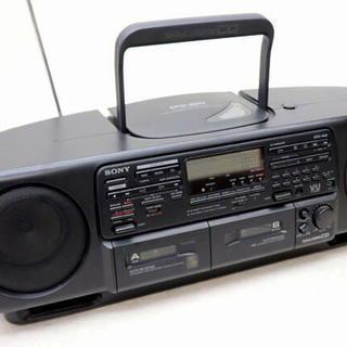 SONY ソニー CD ラジカセ ドデカホーン CFD-400 ...