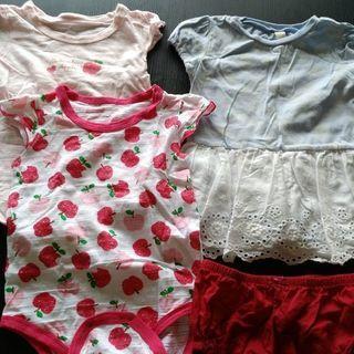 値下げ!子供服サイズ80~90セット販売!14点