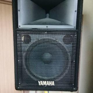 YAMAHA フルレンジスピーカー S112Ⅳ (ペア、スタンド付)
