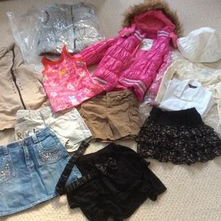 110〜120センチ 女児服