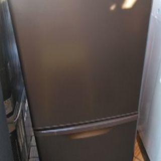 2015年製 Panasonic 冷凍冷蔵庫 NR-B148W-T