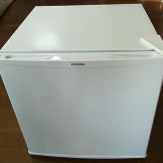 新品同様 1ドア冷蔵庫 千葉県印西市 使用期間1ヶ月 アイリスオー...