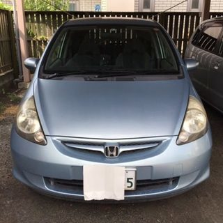 Honda Fit  ホンダ フィット 2007