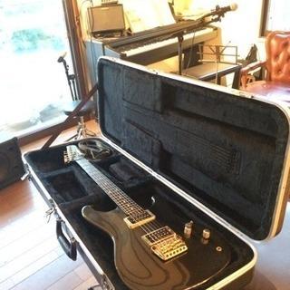 日本製エレキギターIbanez Roadster2