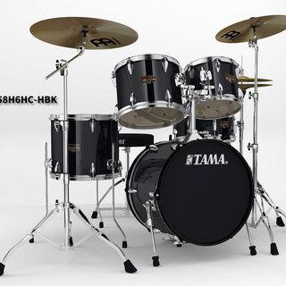 中古 タマ ドラムセット インペリアルスター ( IM58H6HC)