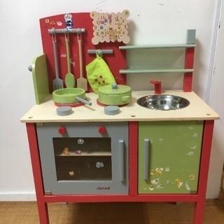 無料 こどものおもちゃ キッチン