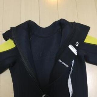 子供用ウェットスーツSサイズ 120cm程度