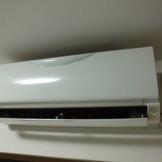臭うエアコンクリーニング 1台目¥8500 2台目から¥6500