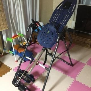 【美品】チーター Teeter ショップジャパン 逆さぶら下がり機