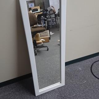 ミラー 鏡 小さめの姿見?