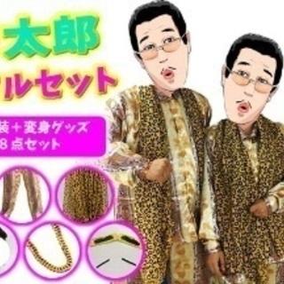 ❤ピコ太郎変身❤衣装5点フルセット‼️×3
