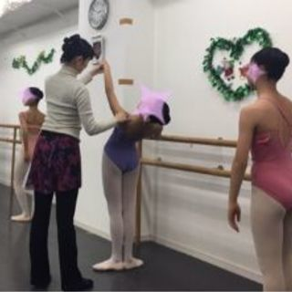 中目黒 夏のバレエオープンクラス(中学生以上)