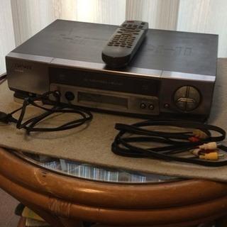 日立VHSカセットレコーダー1998年製Gコード対応※印必読です