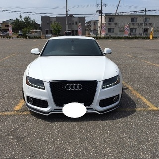 アウディ     Audi A5 2.0TFSI Quattr...