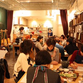 【タイカレー教室と紅茶のワークショップ】梅田から歩いて行ける!お...
