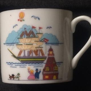 500円 横浜物語 マグカップ
