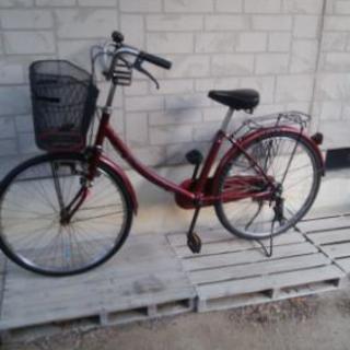 【7/26納車】④ 自転車 ママチャリ