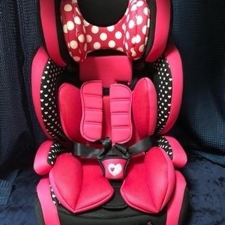未使用  Disneyミニーちゃんのチャイルドシート